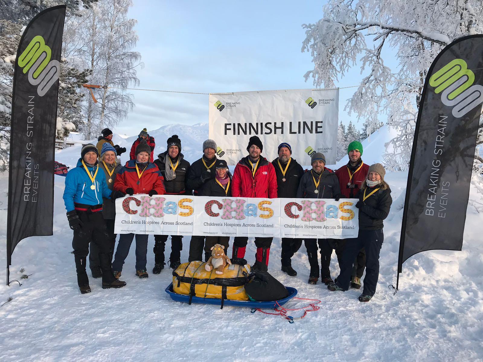 CHAS finnish line.JPG